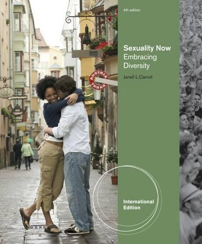 9780840029317: Sexuality Now: Embracing Diversity