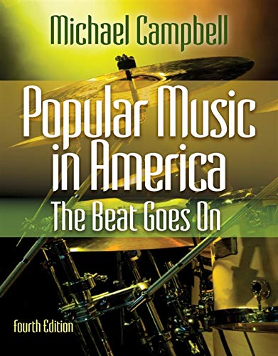 9780840029768: Popular Music in America The Beat Goes On