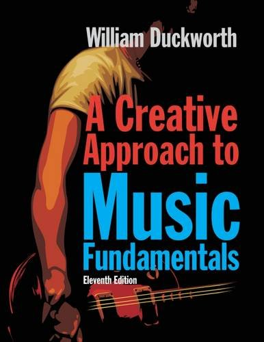 9780840029997: A Creative Approach to Music Fundamentals (with CourseMate, 1 term (6 months) Printed Access Card)