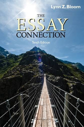 9780840030078: The Essay Connection