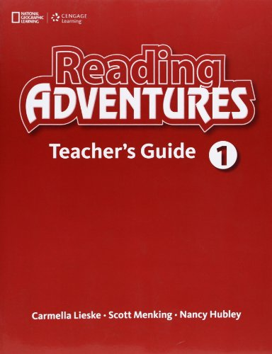 9780840030320: Reading Adventures 1 Teacher Guide