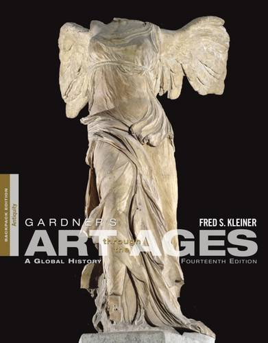 9780840030542: Gardner's Art through the Ages: Backpack Edition, Book A (with CourseMate Printed Access Card)