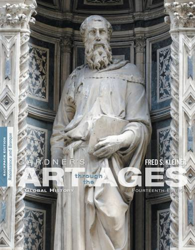 9780840030573: Gardner's Art Through the Ages: A Global History: Renaissance and Baroque: Backpack Edition