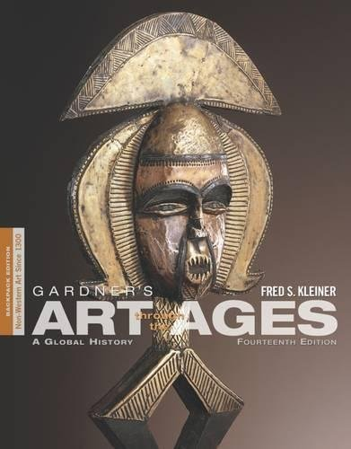 Gardner's Art through the Ages: Backpack Edition, Book F (with CourseMate Printed Access Card) (0840030592) by Kleiner, Fred S.