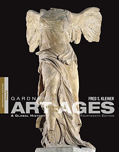 9780840030603: Gardner's Art Through the Ages: A Global History: Antiquity: Backpack Edition