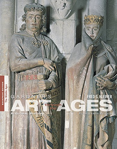 9780840030610: Gardner's Art Through the Ages: A Global History: The Middle Ages: Backpack Edition