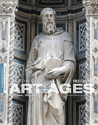 9780840030634: Gardner's Art Through the Ages: A Global History: Renaissance and Baroque: Backpack Edition