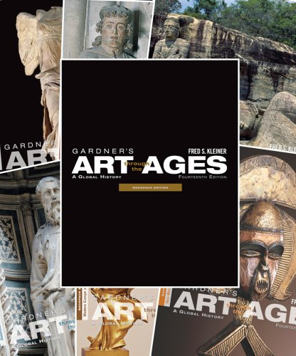 Gardner's Art Through the Ages: Backpack Edition, Volume A-F (Book Only): Kleiner, Fred S.