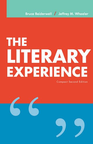9780840030764: The Literary Experience, Compact Edition
