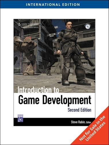 9780840031037: Introduction to Game Development. Edited by Steve Rabin
