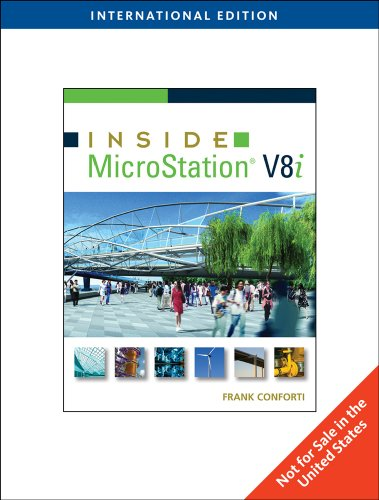 9780840031570: Inside Microstation V8i