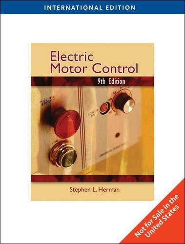 9780840031594: Electric Motor Control 9Ed (Ie) (Pb 2010)