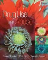 9780840031747: Drug Use and Abuse 6th (sixth) edition Text Only