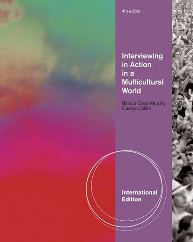 9780840032102: Interviewing in Action in a Multicultural World