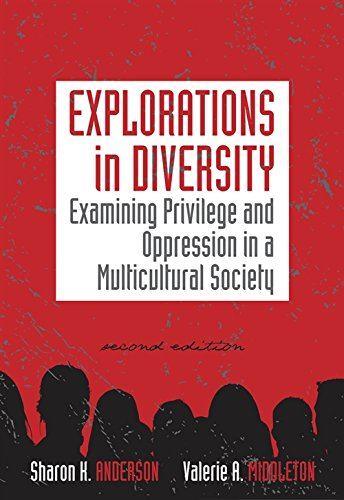 9780840032157: Explorations in Diversity: Examining Privilege and Oppression in a Multicultural Society (Counseling Diverse Populations)