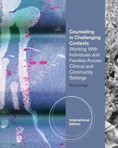 Counseling in Challenging Contexts: Michael Ungar