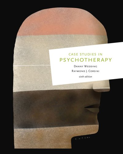 9780840032577: Case Studies in Psychotherapy, 6th Edition