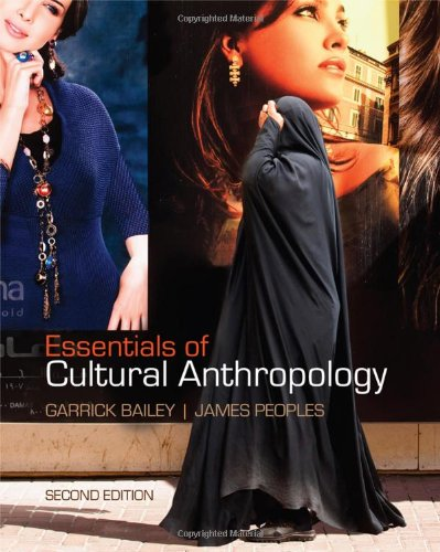 9780840032751: Essentials of Cultural Anthropology