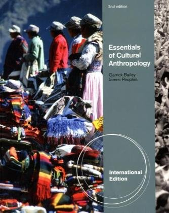 9780840032782: Essentials of Cultural Anthropology, International Edition