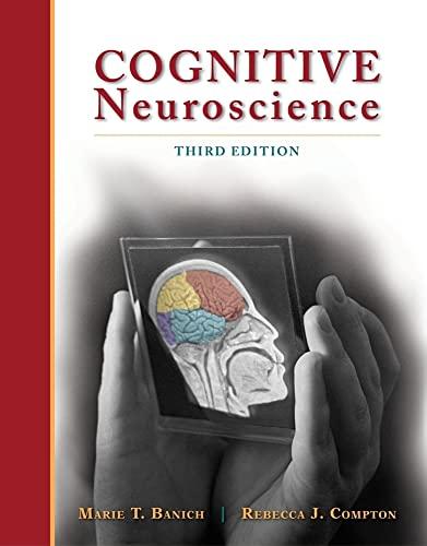 9780840032980: Cognitive Neuroscience (PSY 381 Physiological Psychology)