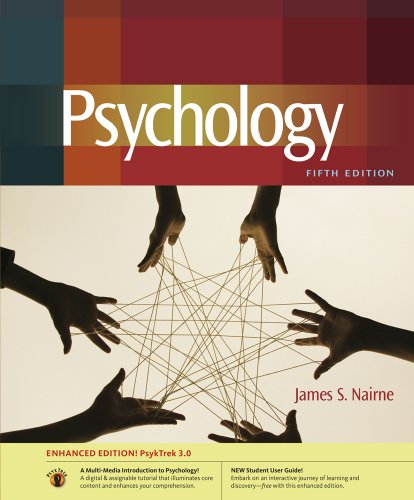 9780840033116: Psychology Psyktrek 3. 0, Enhanced Media Edition (with Student User Guide and Printed Access Card)