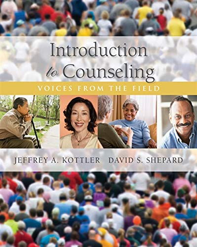 9780840033239: Introduction to Counseling: Voices from the Field (HSE 125 Counseling)