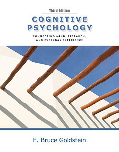 9780840033499: Cognitive Psychology: Connecting Mind, Research and Everyday Experience (Cengage Advantage Books)