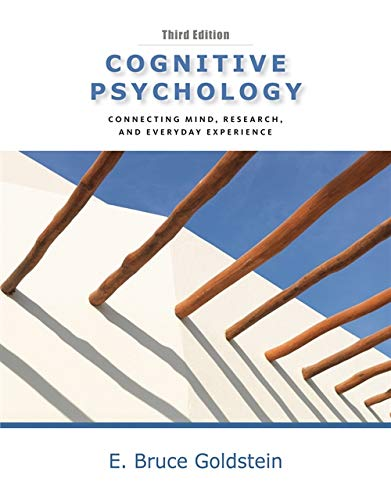 9780840033550: Cognitive Psychology: Connecting Mind, Research and Everyday Experience