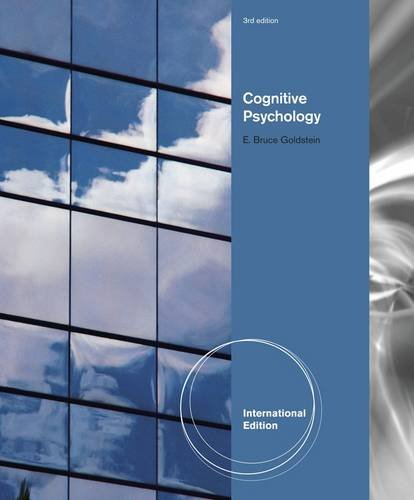 9780840033567: Cognitive Psychology