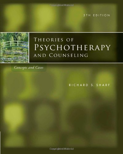 9780840033666: Theories of Psychotherapy & Counseling: Concepts and Cases, 5th Edition