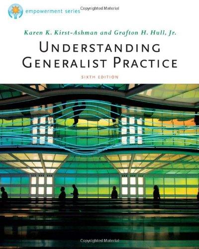 9780840033826: Brooks/Cole Empowerment Series: Understanding Generalist Practice (Methods / Practice of Social Work: Generalist)