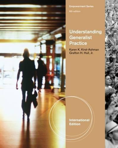 9780840033840: Understanding Generalist Practice