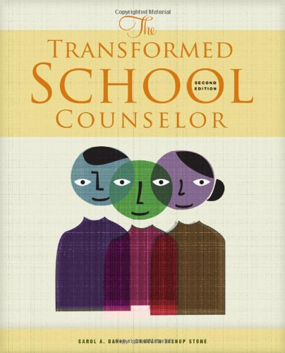 9780840034052: The Transformed School Counselor (School Counseling)