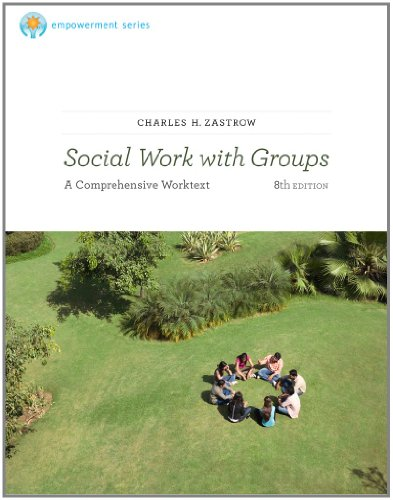 9780840034502: Brooks/Cole Empowerment Series: Social Work with Groups: A Comprehensive Workbook