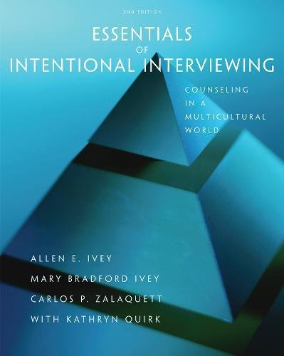 9780840034564: Essentials of Intentional Interviewing: Counseling in a Multicultural World (HSE 123 Interviewing Techniques)