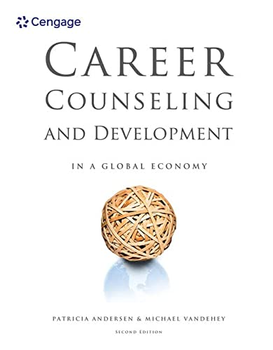 9780840034595: Career Counseling and Development in a Global Economy
