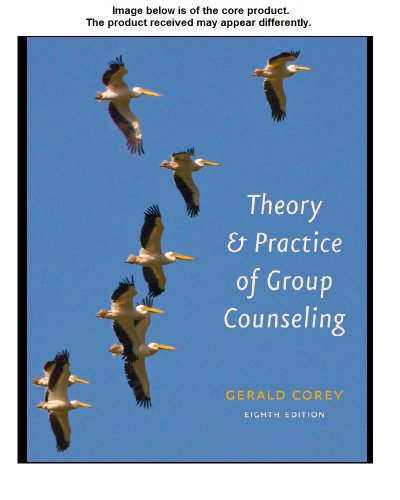 9780840034649: Student Solutions Manual for Corey's Theory and Practice of Group Counseling, 8th