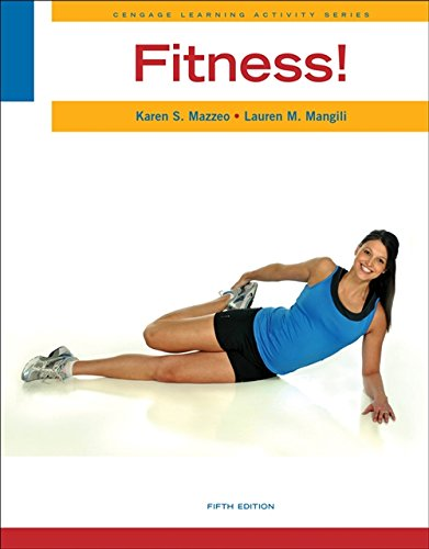 9780840048097: Fitness! (Cengage Learning Activity)