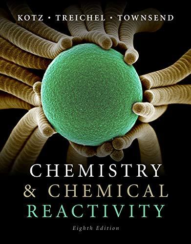9780840048288: Chemistry & Chemical Reactivity
