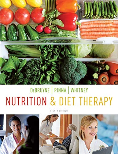 9780840049445: Nutrition and Diet Therapy