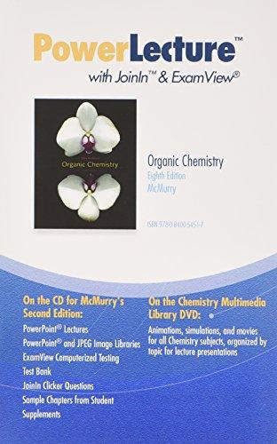 9780840054517: Powlect Joinin Org Chem 8e
