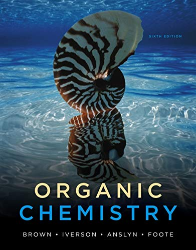 9780840054982: Organic Chemistry (William H. Brown and Lawrence S. Brown)