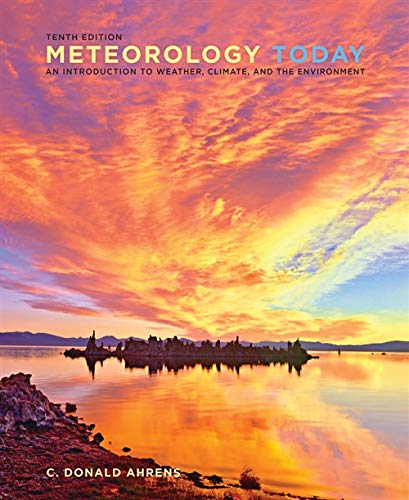 9780840054999: Meteorology Today: An Introduction to Weather, Climate, and the Environment
