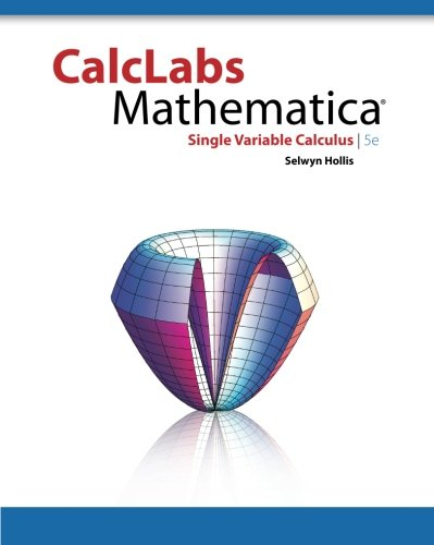 9780840058140: CalcLabs with Mathematica for Single Variable Calculus