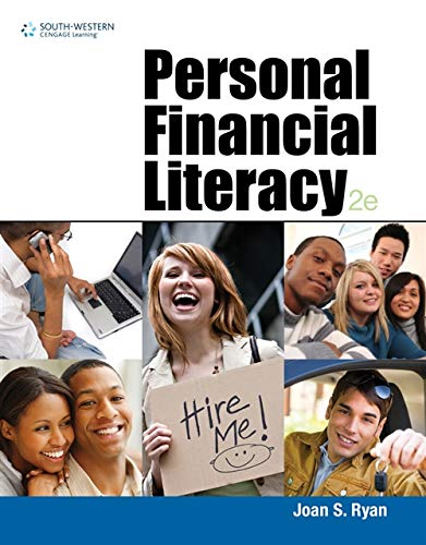 9780840058294: Personal Financial Literacy (Middle School Solutions)