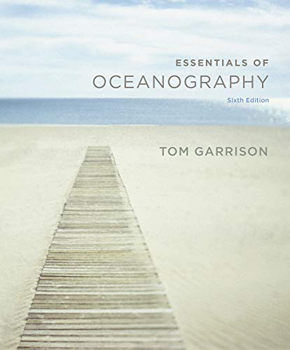 9780840061553: Essentials of Oceanography