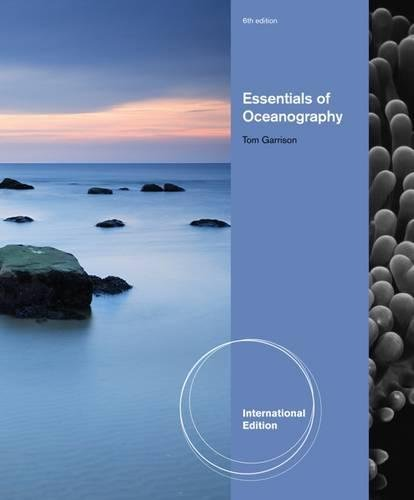 9780840061577: Essentials of Oceanography