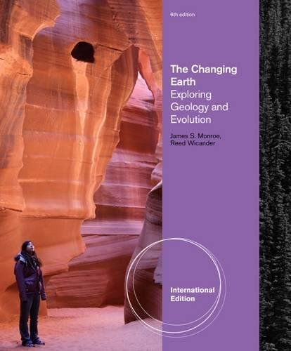 9780840062123: The Changing Earth: Exploring Geology and Evolution, International Edition