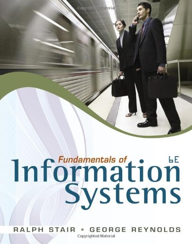 9780840062185: Fundamentals of Information Systems [With Access Code]