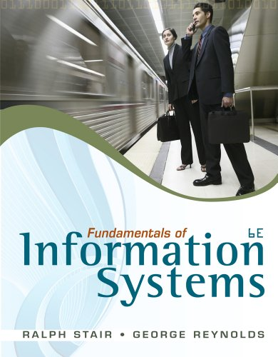 9780840062192: Fundamentals of Information Systems